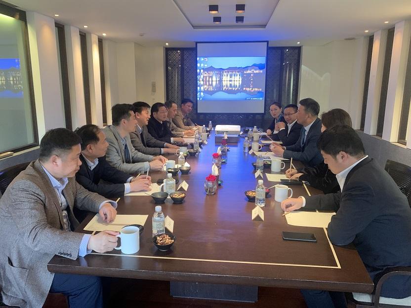 武汉重启一周年 | 网营物联鄂州项目持续践行企业使命